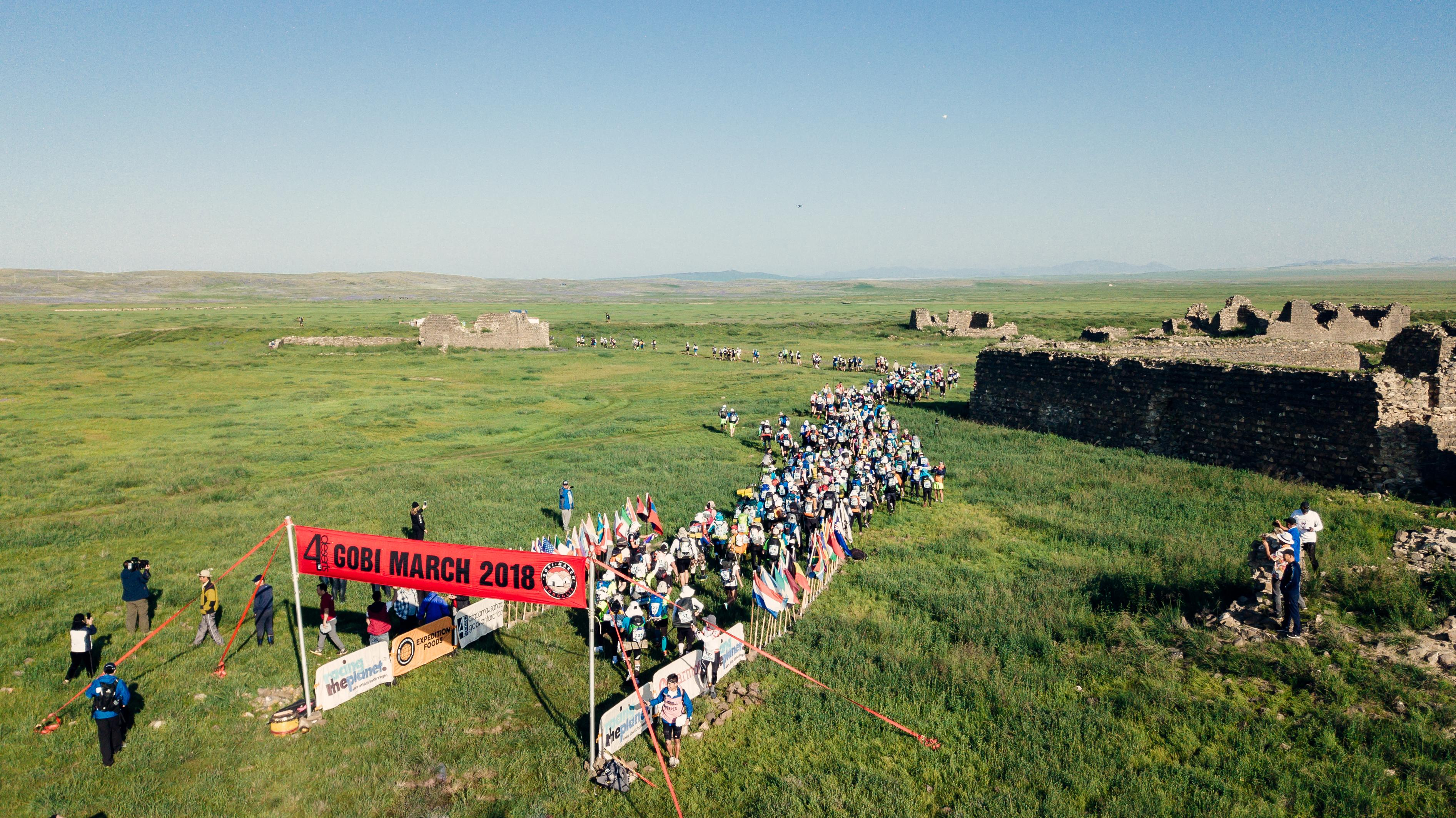 Conquering the Battleground of Genghis Khan - 1 Steppe at a Time!