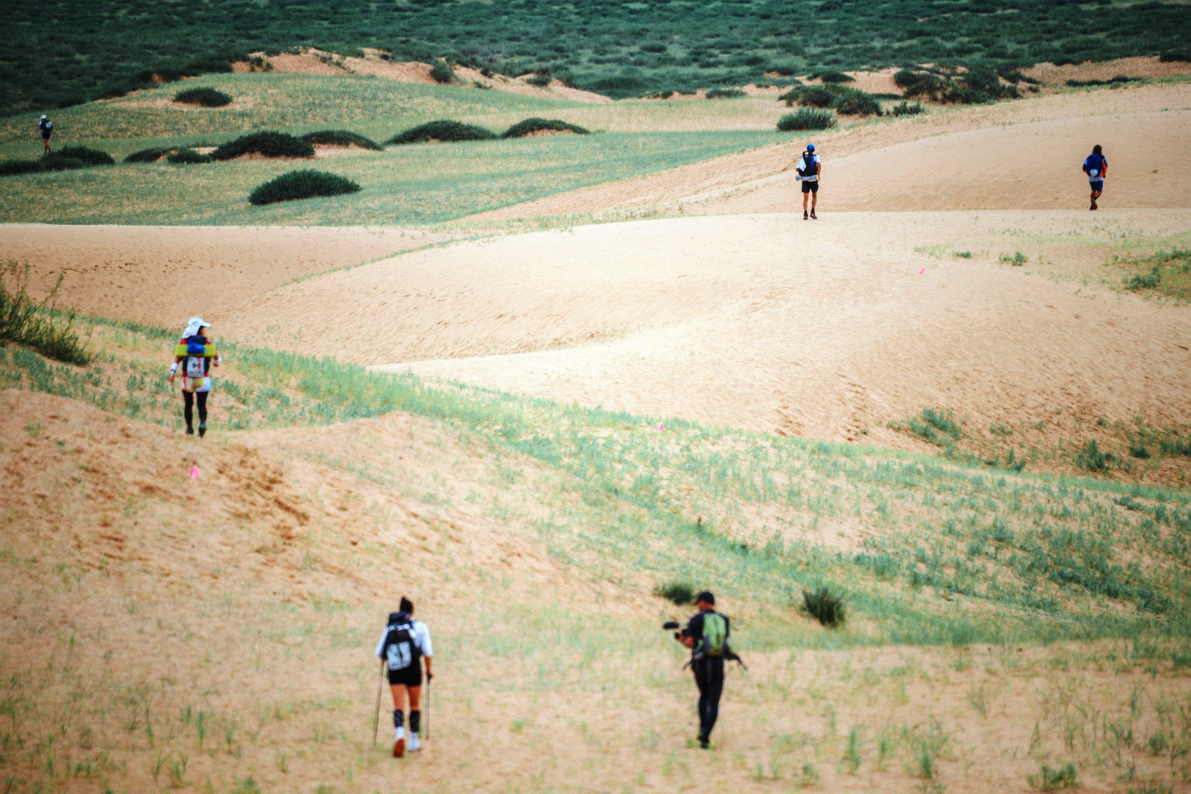 STAGE 3: Dunes!