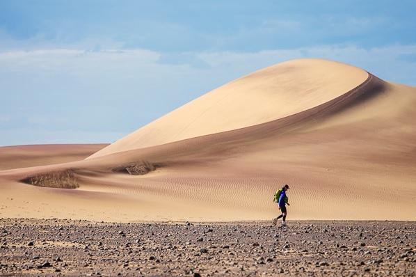 Why Do People Choose to Run 250km in the Desert?