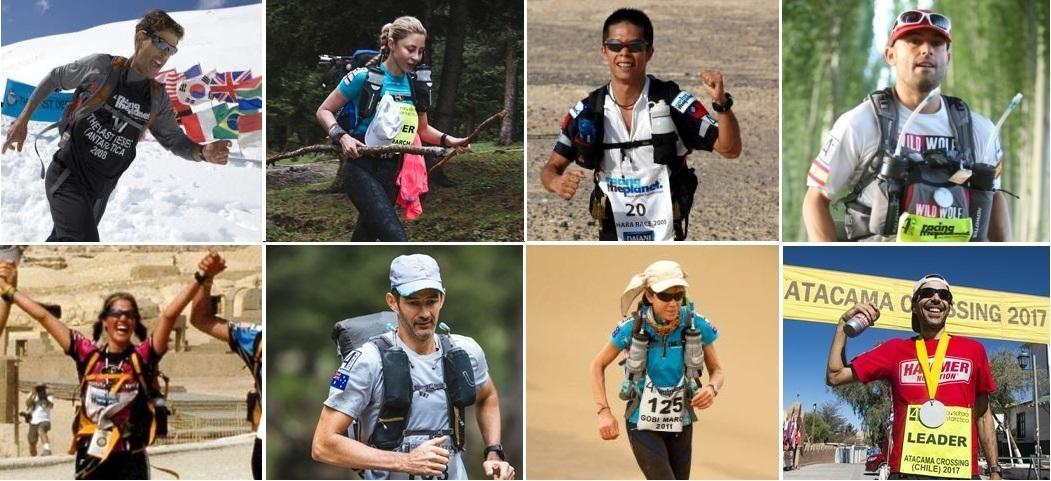 WINNERS RETURN FOR RACE OF CHAMPIONS