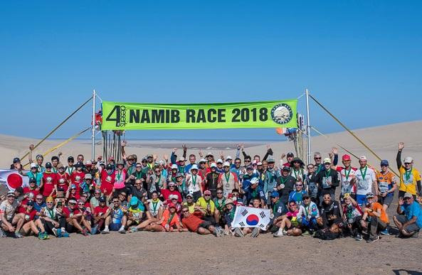 NAMIB RACE BLOG – Written as it happened from each Camp in the Desert