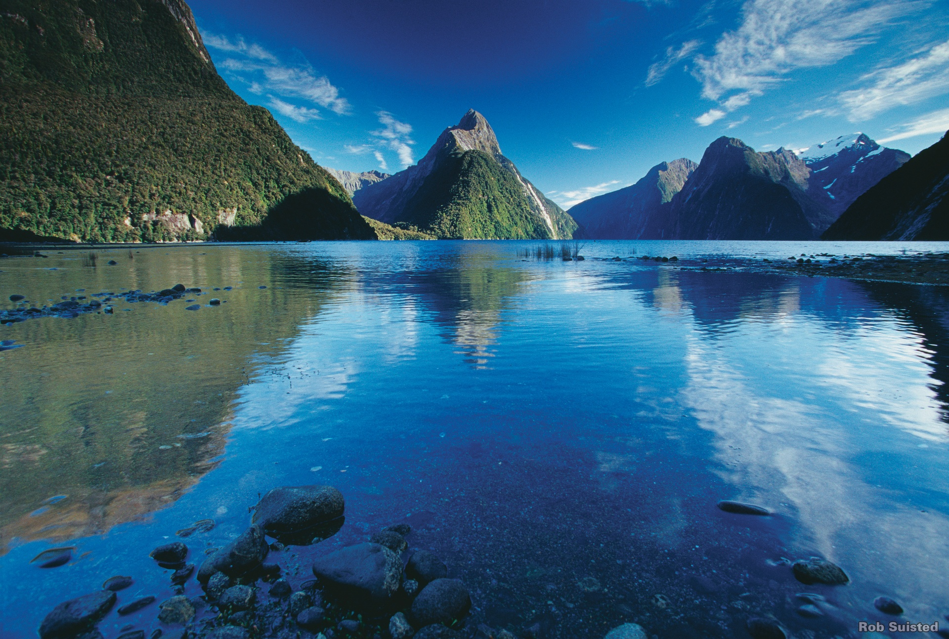 The Famous Milford Sound